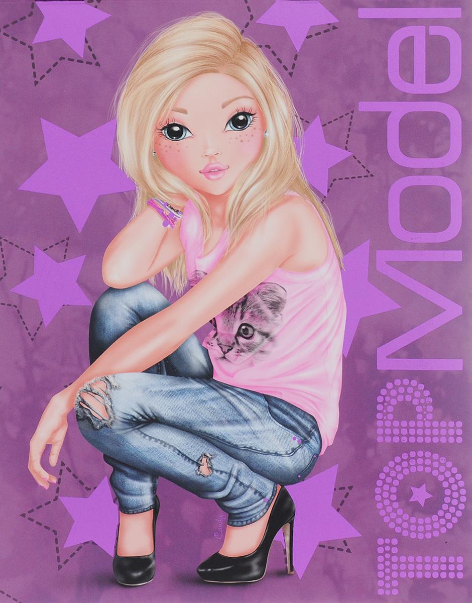 Top Model. Папка с письменными принадлежностями