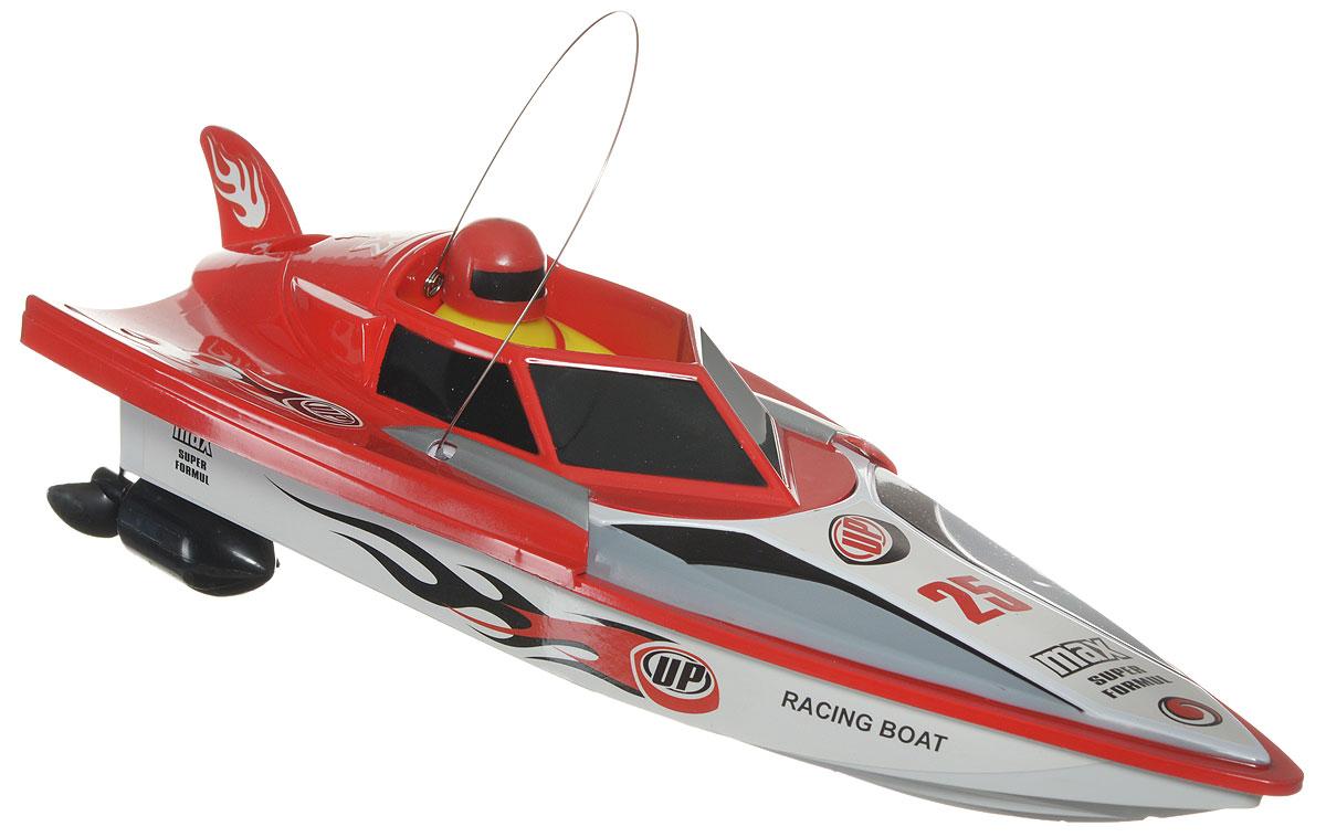 LK-Toys Катер на радиоуправлении Чемпионат Max Super Formul цвет красный