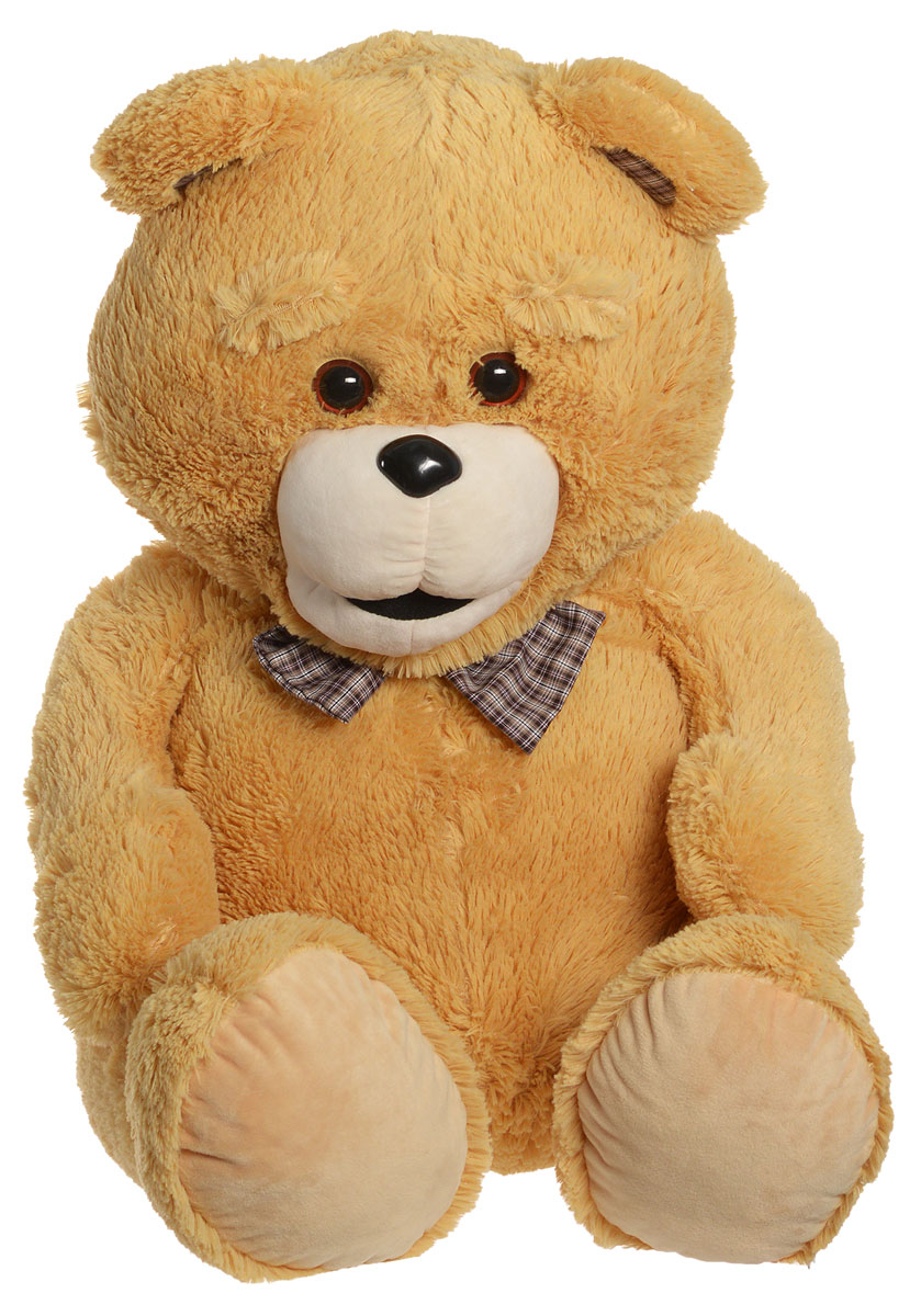 СмолТойс Мягкая игрушка Мишутка Тедди 52 см мягкая игрушка смолтойс кевин в робе 30 см