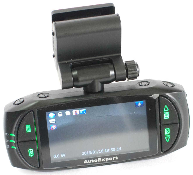 AutoExpert DVR 817, Black автомобильный видеорегистратор 2170816988170