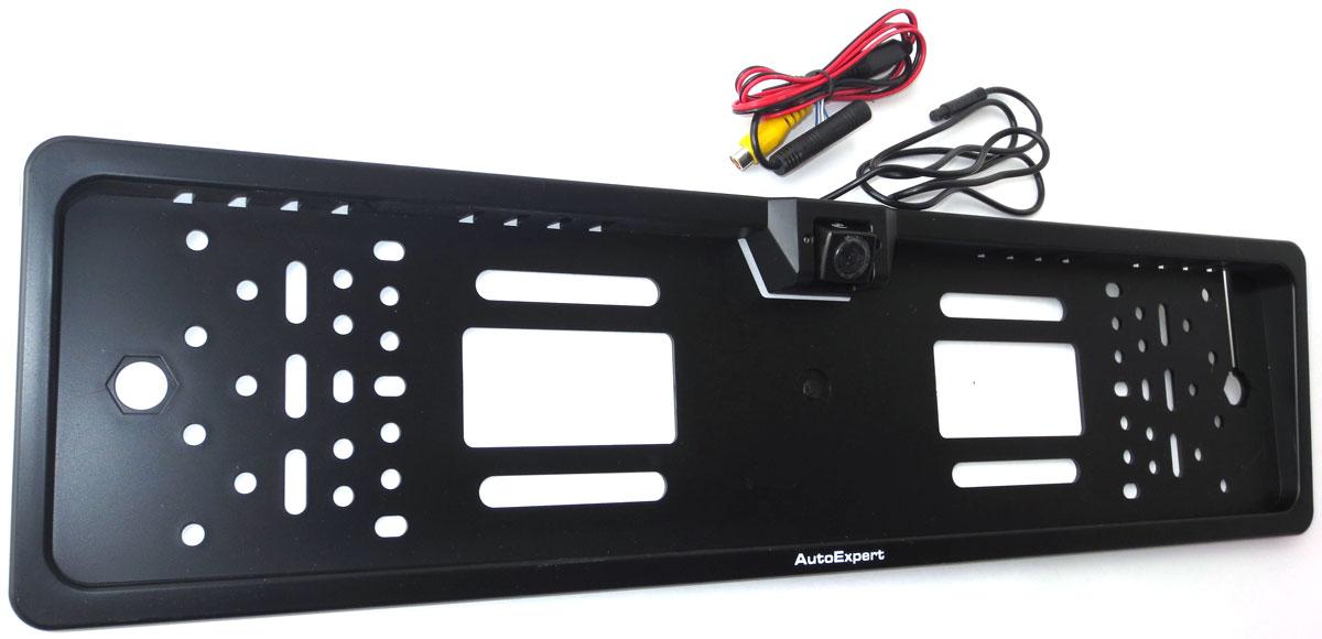 AutoExpert VC 204, Black автомобильная камера заднего вида2012506252041Современный ритм жизни диктует свои правила, и все больше людей обзаводятся автомобилями. Это приводит к тому, что машин в городах становится все больше, а из-за обилия машин многие люди испытывают трудности с парковкой.Камера заднего вида AutoExpert VC 204 позволяет уверенно чувствовать себя водителям, совершающим маневры при движении задним ходом. Это устройство экономит время при парковке, а главное нервы, особенно начинающим автомобилистам. С камерой заднего вида AutoExpert VC 204 не стоит бояться наехать на бордюр или столкнуться с другим автотранспортом.Камера заднего вида AutoExpert VC 204 - идеальное решение для практичных автолюбителей.Количество пикселей: 648 х 488Разрешение: 420 линийУгол обзора: 170 градусовСигнал/шум: > 45 дБВидеовыход: 1В, 75 ОмРабочая температура: -20 / +60°СУровень защиты: IP66 (защита от пыли и воды)Парковочные линии (отключаемые)Изображение с камеры зеркальноеВозможна установка в качестве камеры переднего обзора (отключение зеркального изображения)