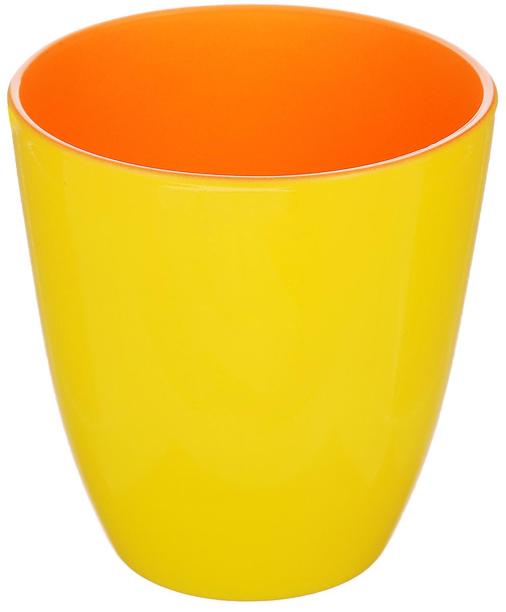 Стакан Luminarc Spring Break, цвет: желтый, оранжевый, 250 млH8267Стакан Luminarc Spring Break изготовлен из высококачественного стекла. Такой стакан прекрасно подойдет для горячих и холодных напитков. Он дополнит коллекцию вашей кухонной посуды и будет служить долгие годы. Можно мыть в посудомоечной машине. Диаметр стакана (по верхнему краю): 8 см. Высота: 8,5 см.