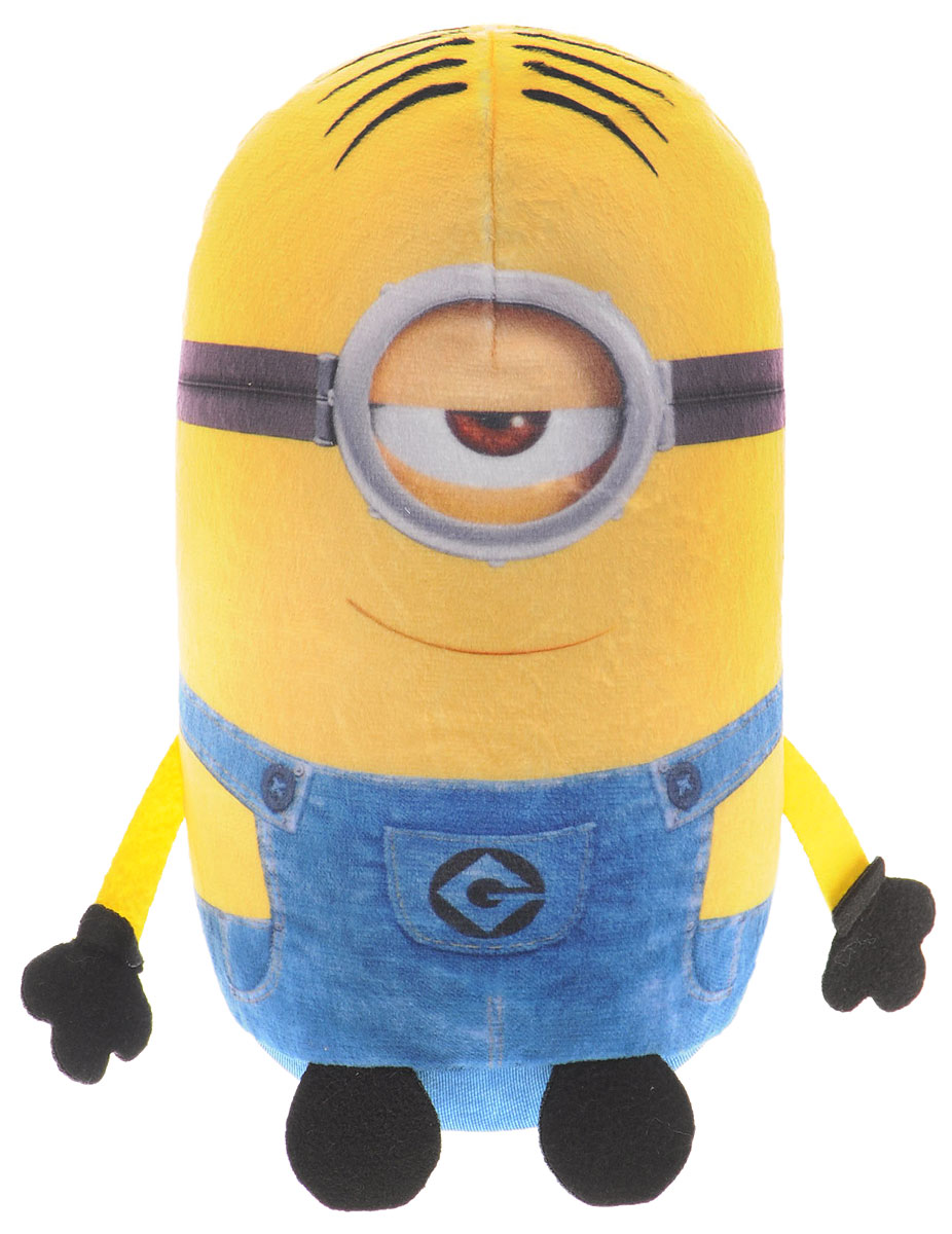 СмолТойс Мягкая игрушка-антистресс Стюарт 21 см игрушка антистресс смолтойс миша 45 см