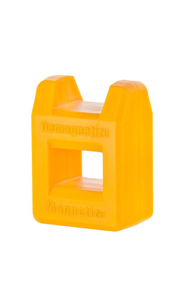 Устройство для размагничивания и намагничивания Kraft КТ 700446КТ 700446- Состав: магнит, пластик