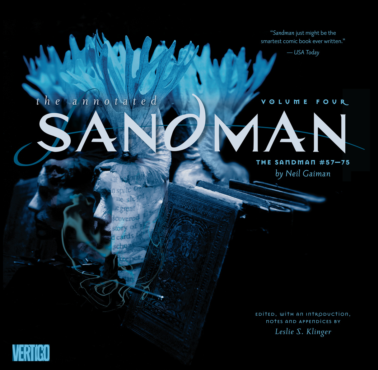 Annotated Sandman Vol. 4 kenya vol 4