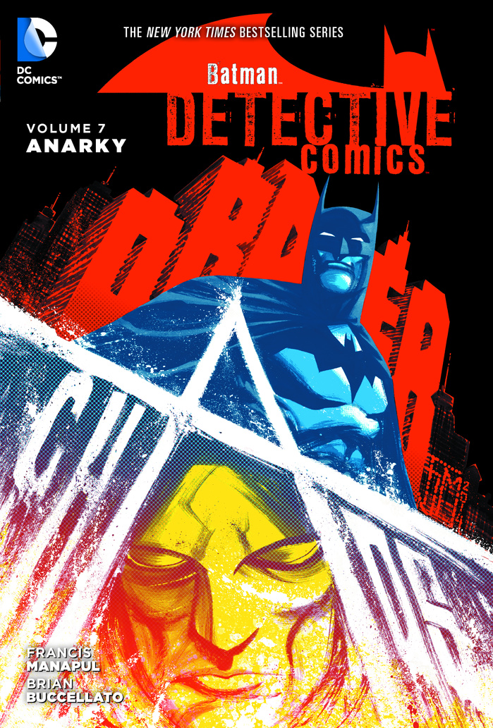Batman Detective Comics HC: Volume 7: Anarky batman detective comics vol 3 emperor penguin the new 52