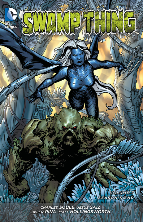 Swamp Thing: Volume 7: Season's End the thing classic volume 1
