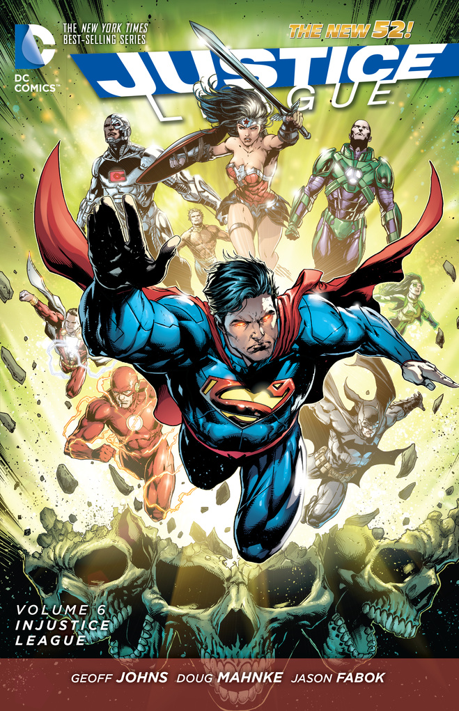 цены Justice League Vol. 6: Injustice League (The New 52)