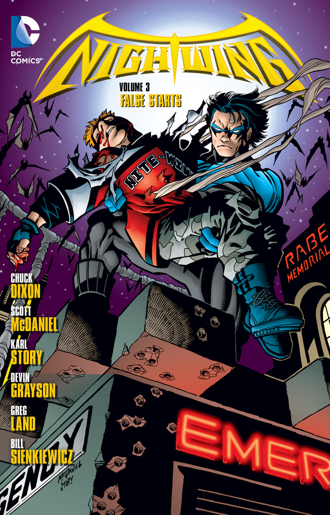 Nightwing Vol. 3 kenya vol 3 aberrations