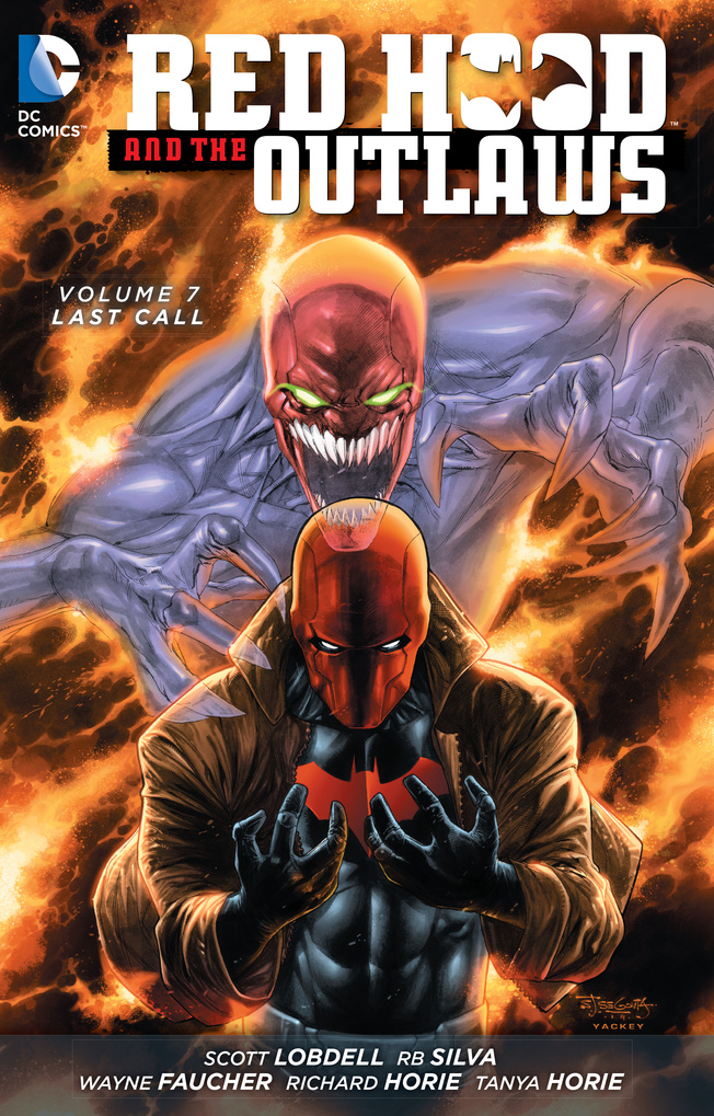 Red Hood and the Outlaws Vol. 7 (The New 52) powers the definitive hardcover collection vol 7