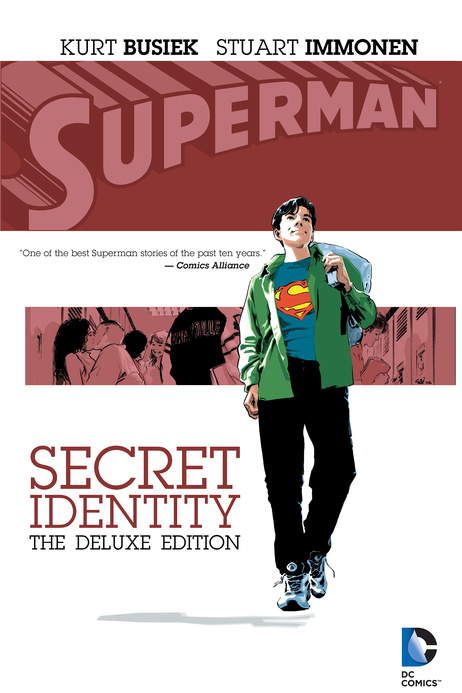 Superman: Secret Identity Deluxe Edition элтон джон elton john goodbye yellow brick road deluxe edition 2 cd