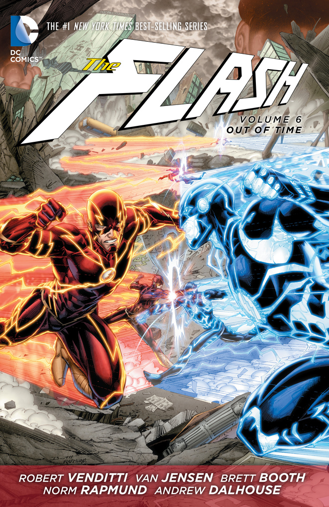 The Flash Volume 6: Out Of Time (The New 52) guide to the dragons volume 1