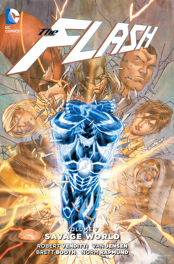 The Flash Vol. 7 (The New 52) xiii vol 20 the bait