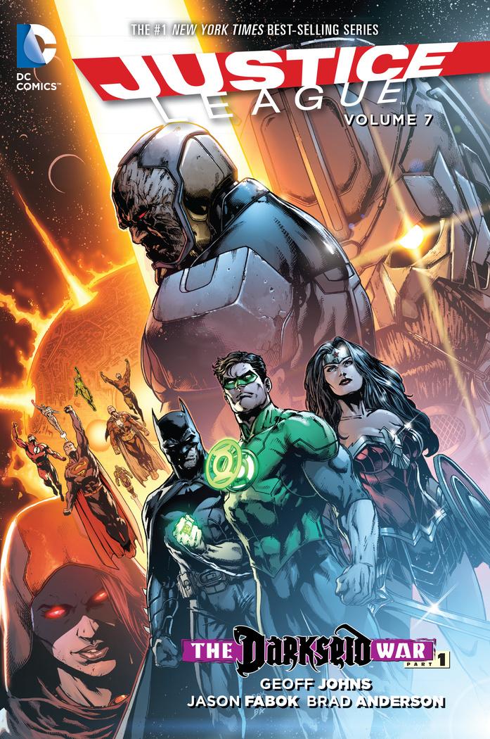 Justice League Vol. 7: Darkseid War Part 1 justice league of america the silver age vol 3