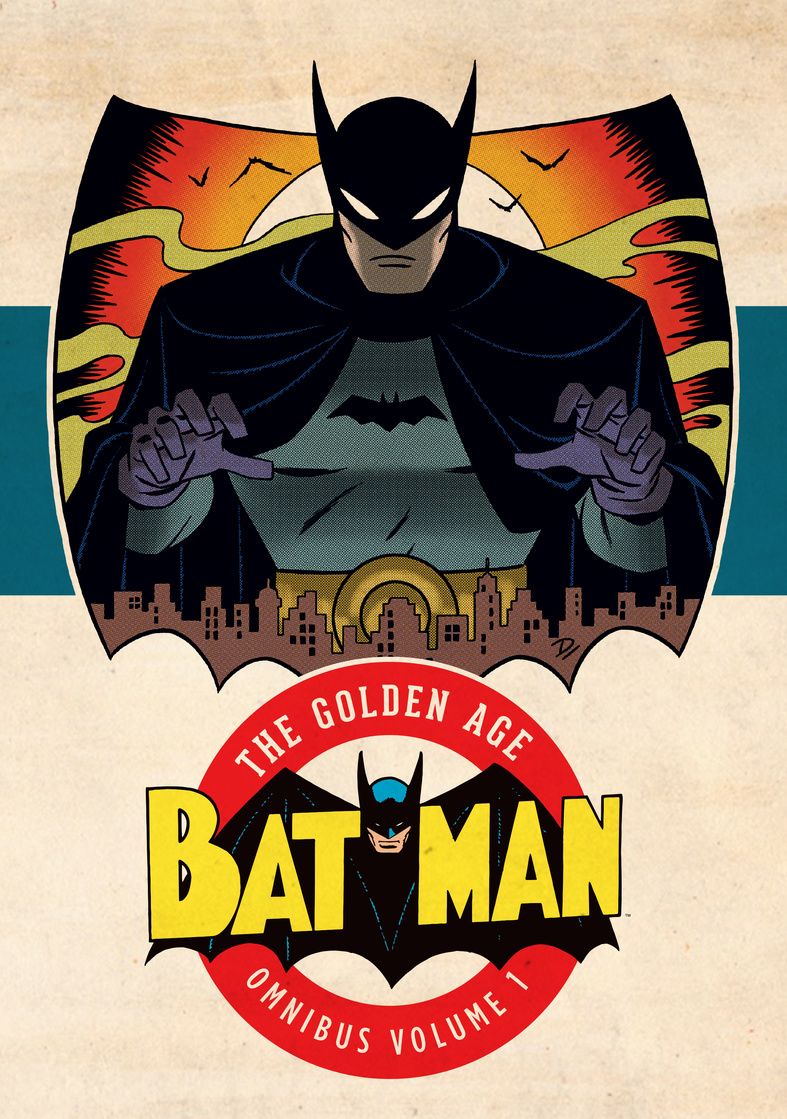 Batman: The Golden Age Omnibus Vol. 1 batman the golden age vol 4