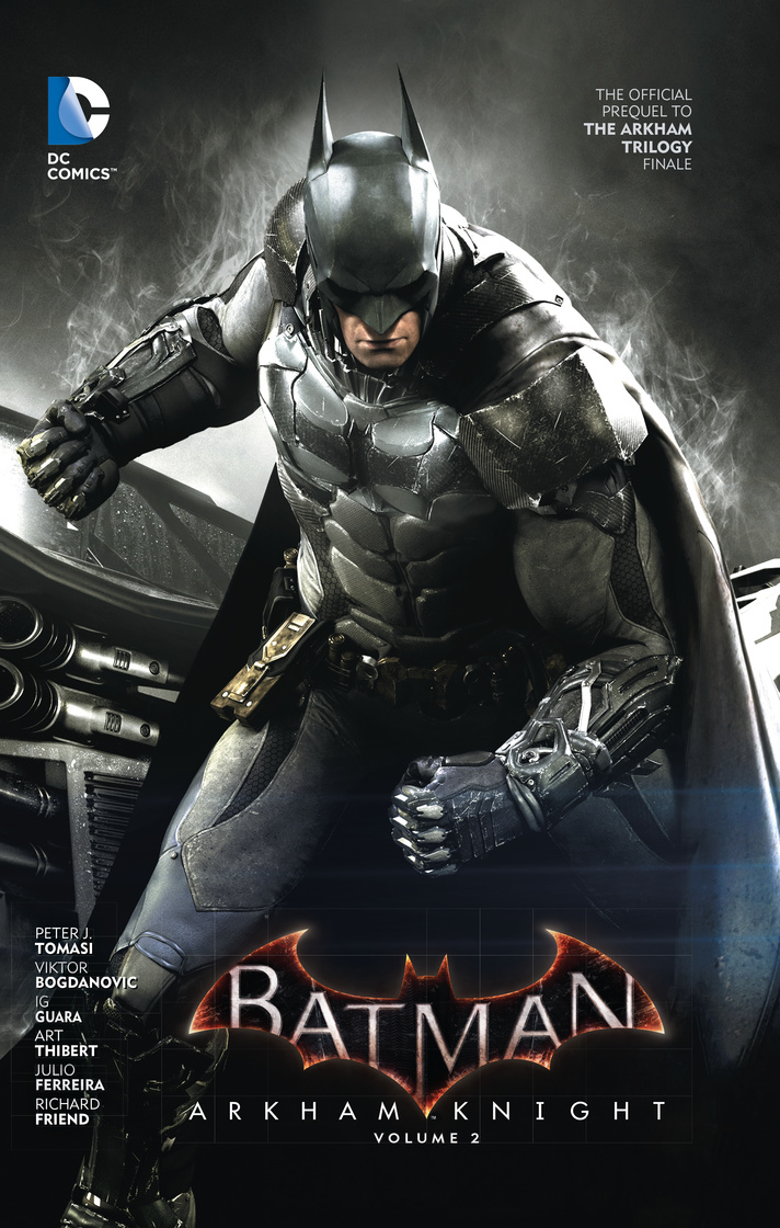 Batman: Arkham Knight Vol. 2