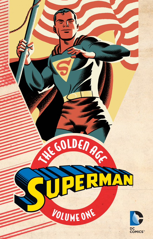 Superman: The Golden Age Vol. 1 wonder woman the golden age omnibus vol 1