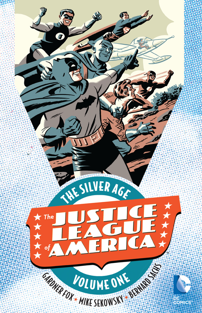 Justice League of America: The Silver Age Vol. 1 batman the golden age vol 4