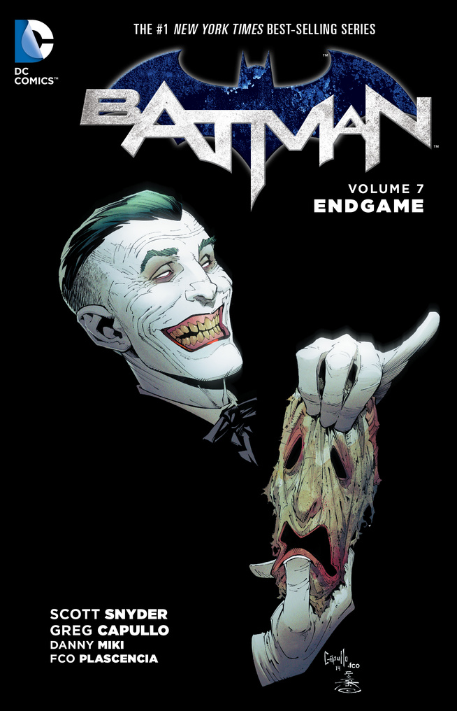 Batman Volume 7: Endgame the last one