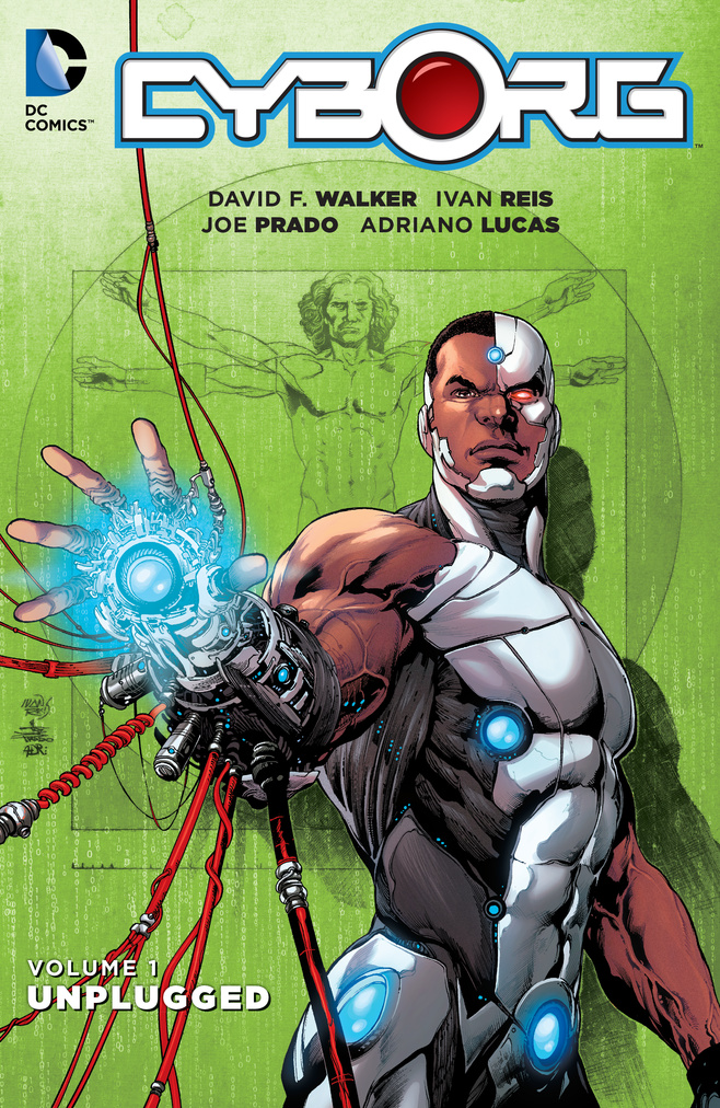Cyborg Vol. 1: Unplugged