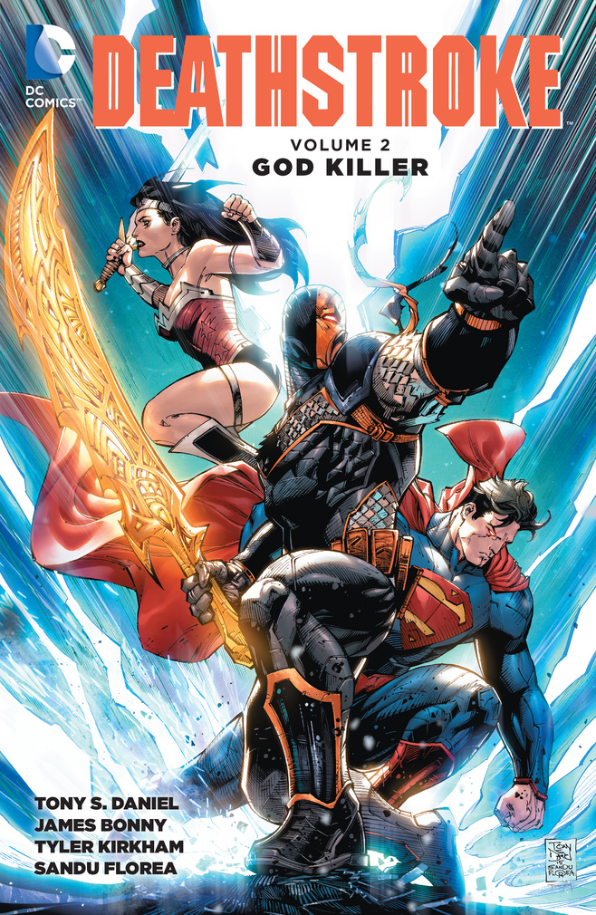 Deathstroke: Volume 2: God Killer