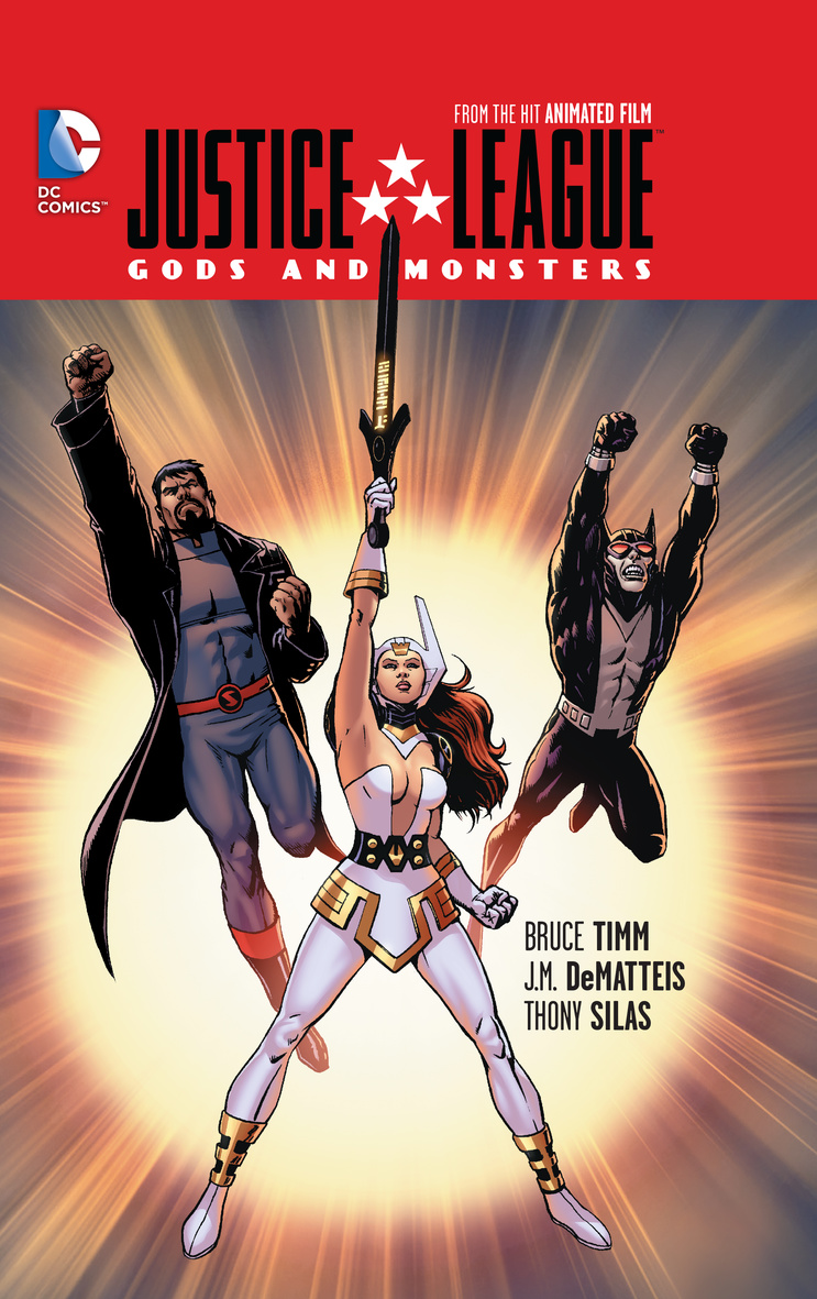 JLA: Gods and Monsters футболка print bar golden state