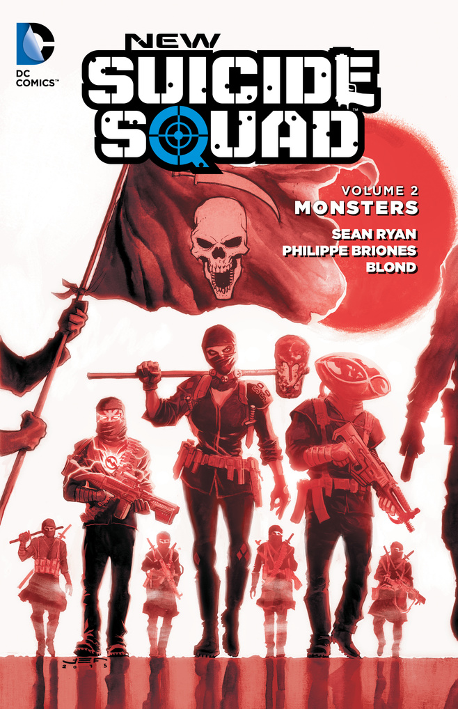 New Suicide Squad Vol. 2 all new inhumans vol 2 skyspears