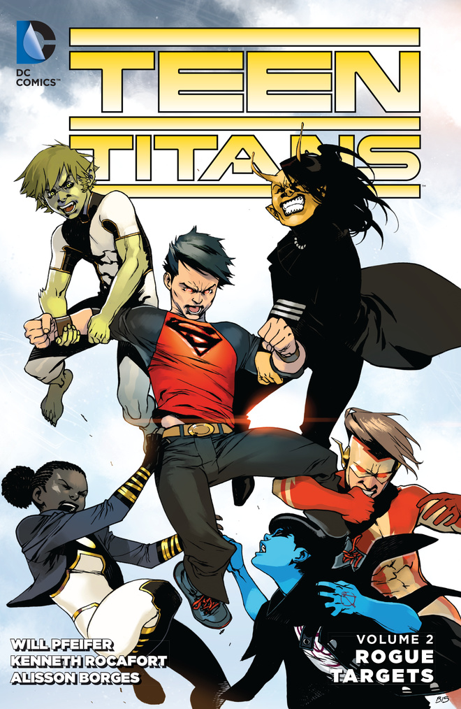 Teen Titans Vol. 2: Rogue Targets tiny titans vol 01