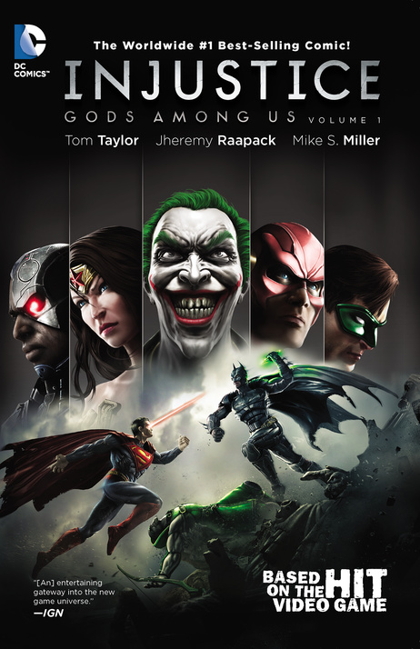 все цены на  Injustice: Gods Among Us Year One: The Complete Collection  онлайн