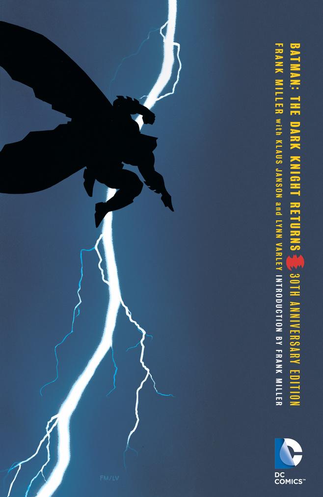 Batman: The Dark Knight Returns 30th Anniversary Edition hot wheels batman 3 pack cars includes bone shaker special the joker edition the dark knight batmobile and ford fusion