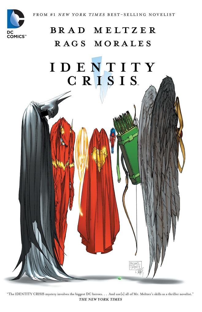 Identity Crisis (New Edition) михаил нестеров