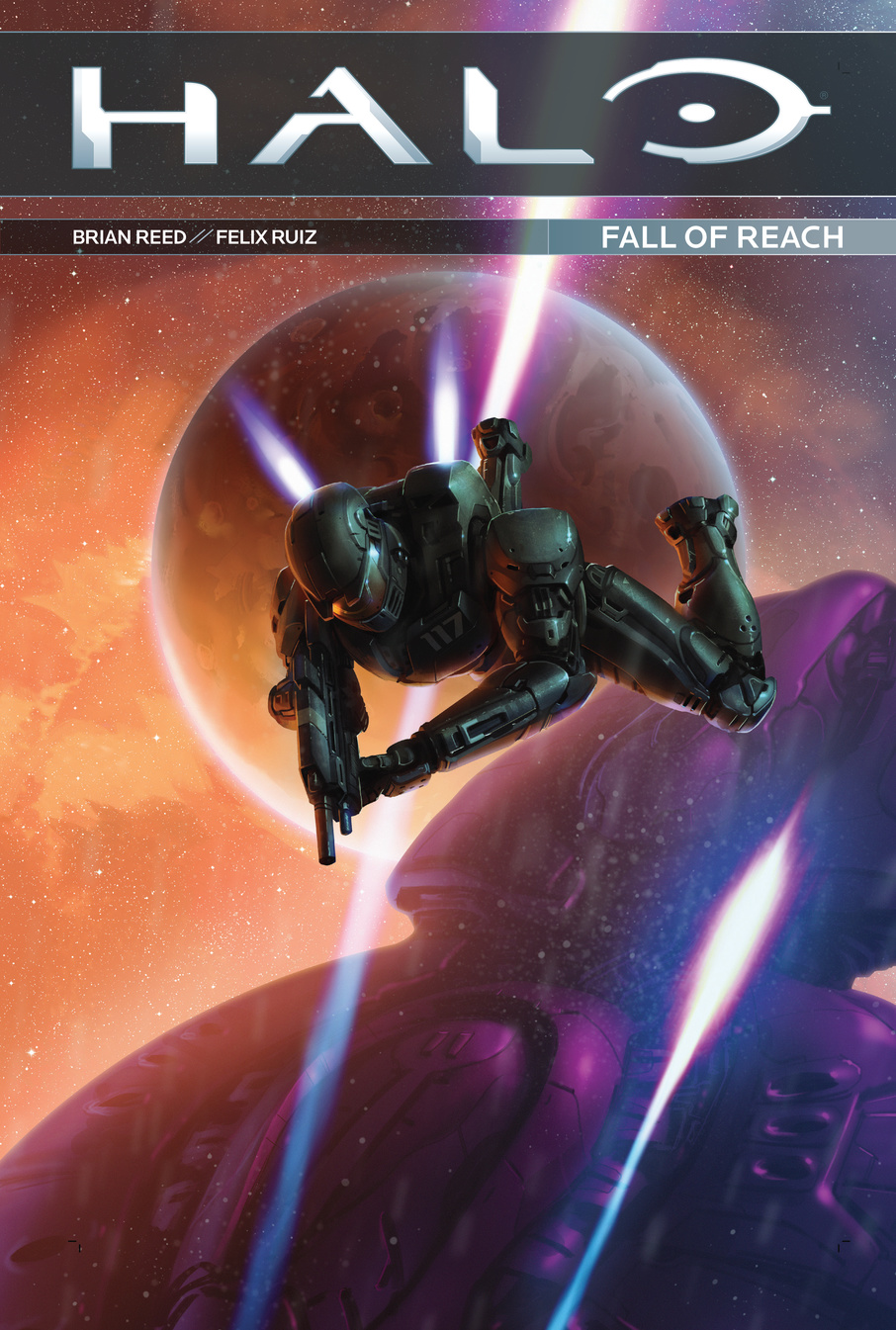 Halo: Fall of Reach the rise of elvis presley last train to memphis
