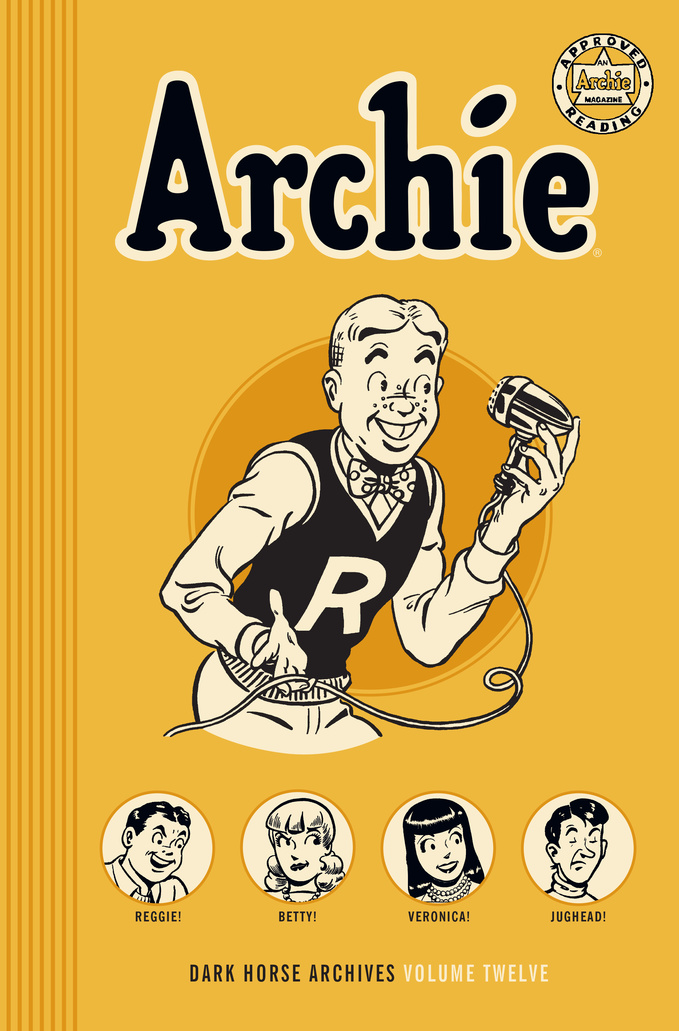Archie Archives Volume 12 nexus archives volume 9