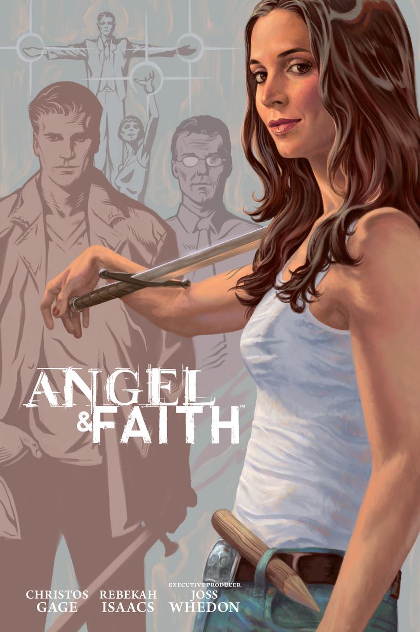 Angel and Faith: Season Nine Library Edition Volume 3 the goon library volume 2