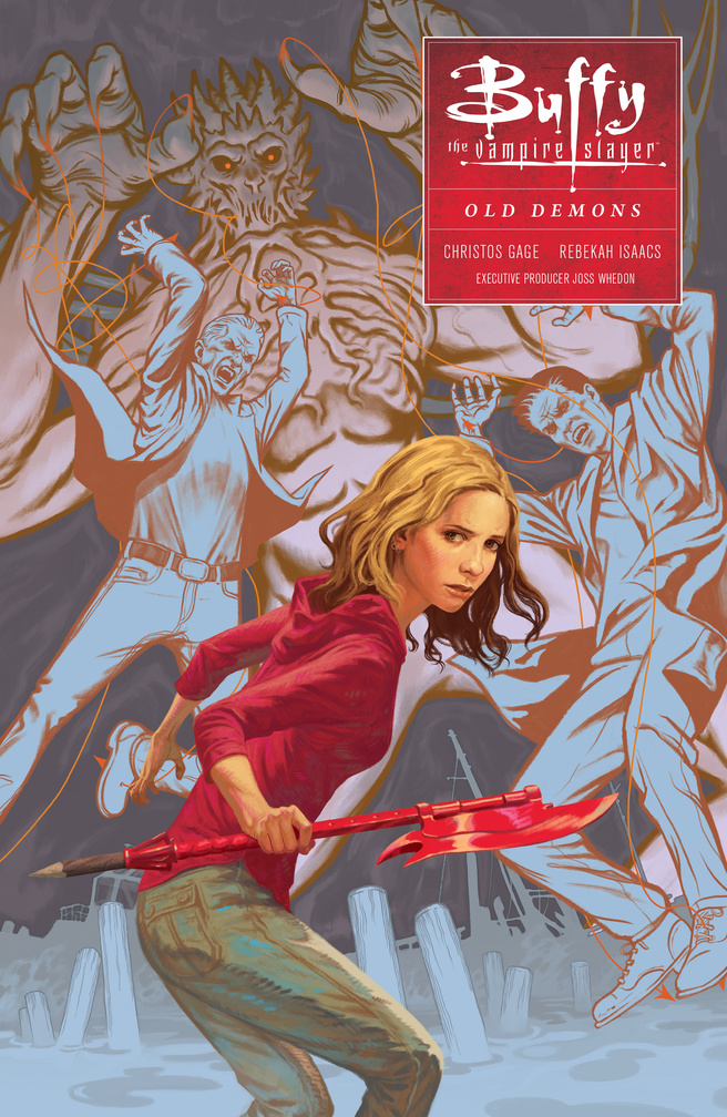 Buffy: Season Ten Volume 4: Old Demons блуза season 4 reason season 4 reason mp002xw1alf7