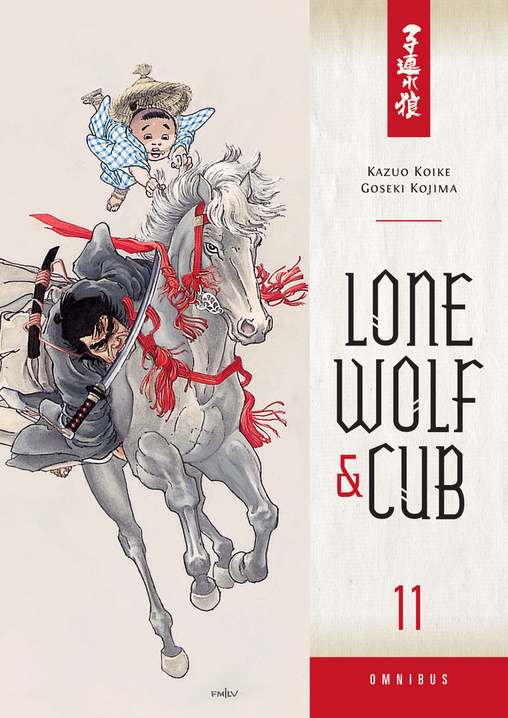 Lone Wolf and Cub Omnibus Volume 11 new lone wolf and cub volume 8