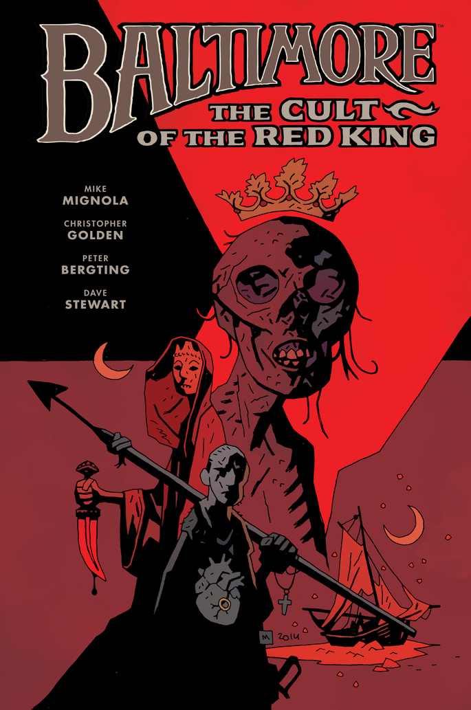 Baltimore Volume 6: The Cult of the Red King эжен сю the mysteries of paris volume 1 of 6