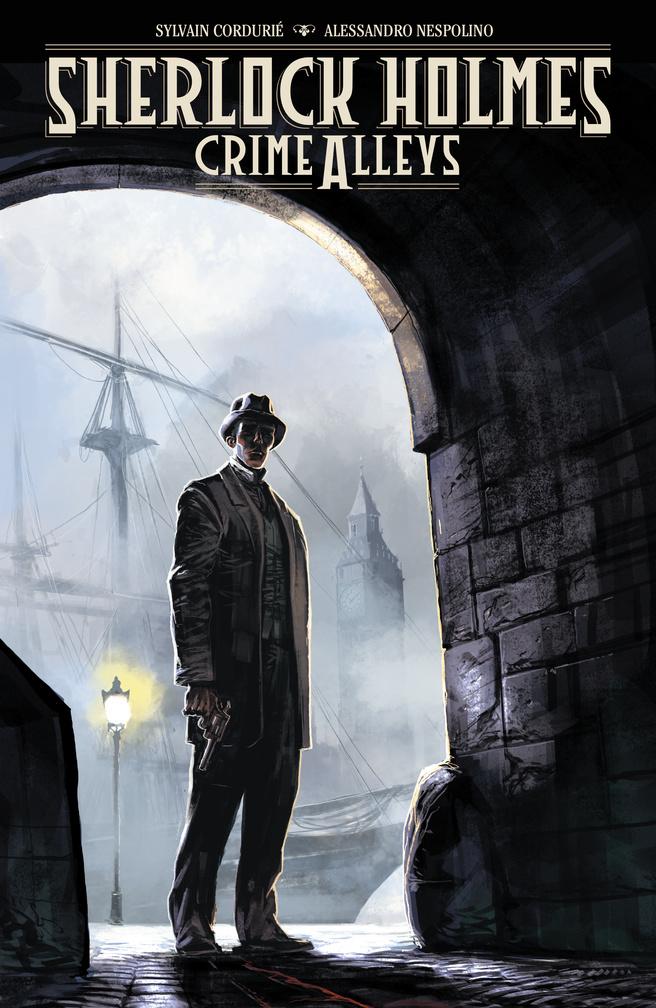 Sherlock Holmes: Crime Alleys детская футболка классическая унисекс printio шерлок холмс sherlock holmes