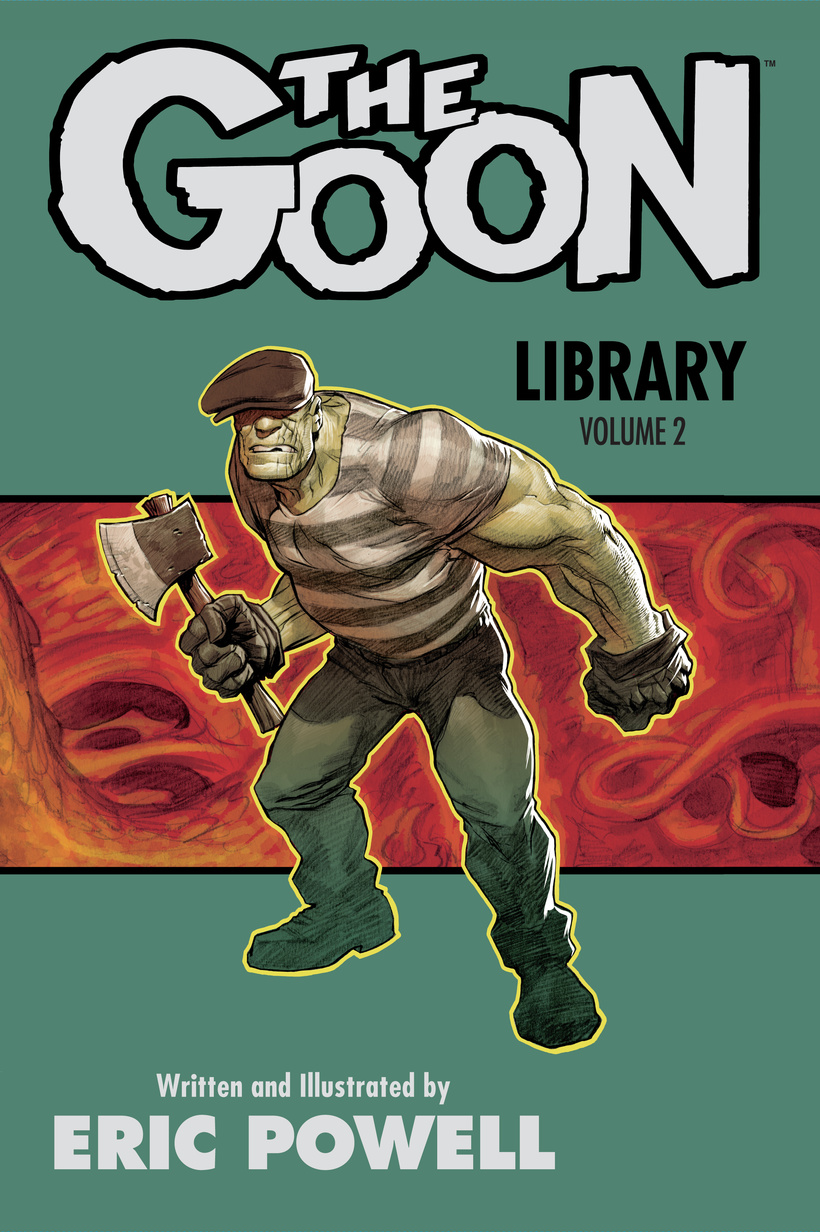The Goon Library: Volume 2 virtue