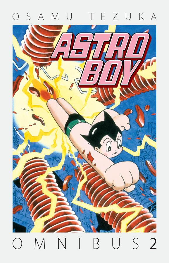 Astro Boy Omnibus Volume 2 nexus omnibus volume 6