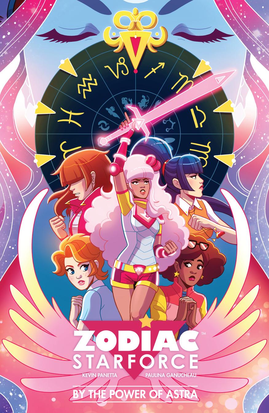 Zodiac Starforce: By the Power of Astra робот zodiac ov3400