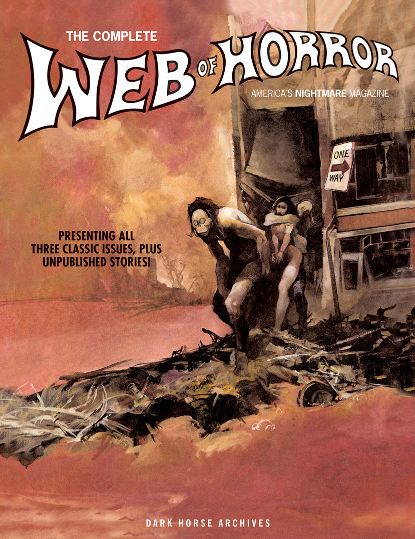 Web of Horror Archives