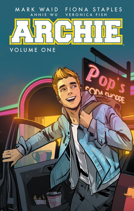 Archie Vol. 1 комплект роликов archie профиль 2м