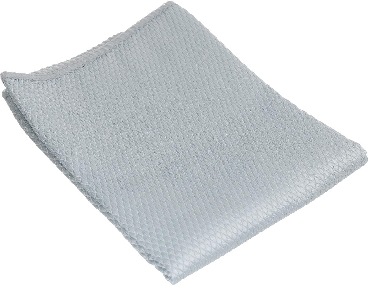 Салфетка чистящая Sapfire CleaningX-treme Сloth, цвет: серый, 35 х 40 см3023-SFM_серыйСалфетка Sapfire CleaningX-treme Сloth предназначена для бережной очистки от сильных загрязнений. Великолепно удаляет пыль и грязь с любой поверхности. Клиновидные микроскопические волокна захватывают и легко удерживают частички пыли, жировой и никотиновый налет, микроорганизмы, в том числе болезнетворные и вызывающие аллергию.Материал салфетки: микрофибра (85% полиэстер и 15% полиамид) - обладает уникальной способностью быстро впитывать большой объем жидкости (в 8 раз больше собственной массы). Салфетка великолепно моет и сушит. Протертая поверхность становится идеально чистой, сухой, блестящей, без разводов и ворсинок.Размер салфетки: 35 х 40 см.