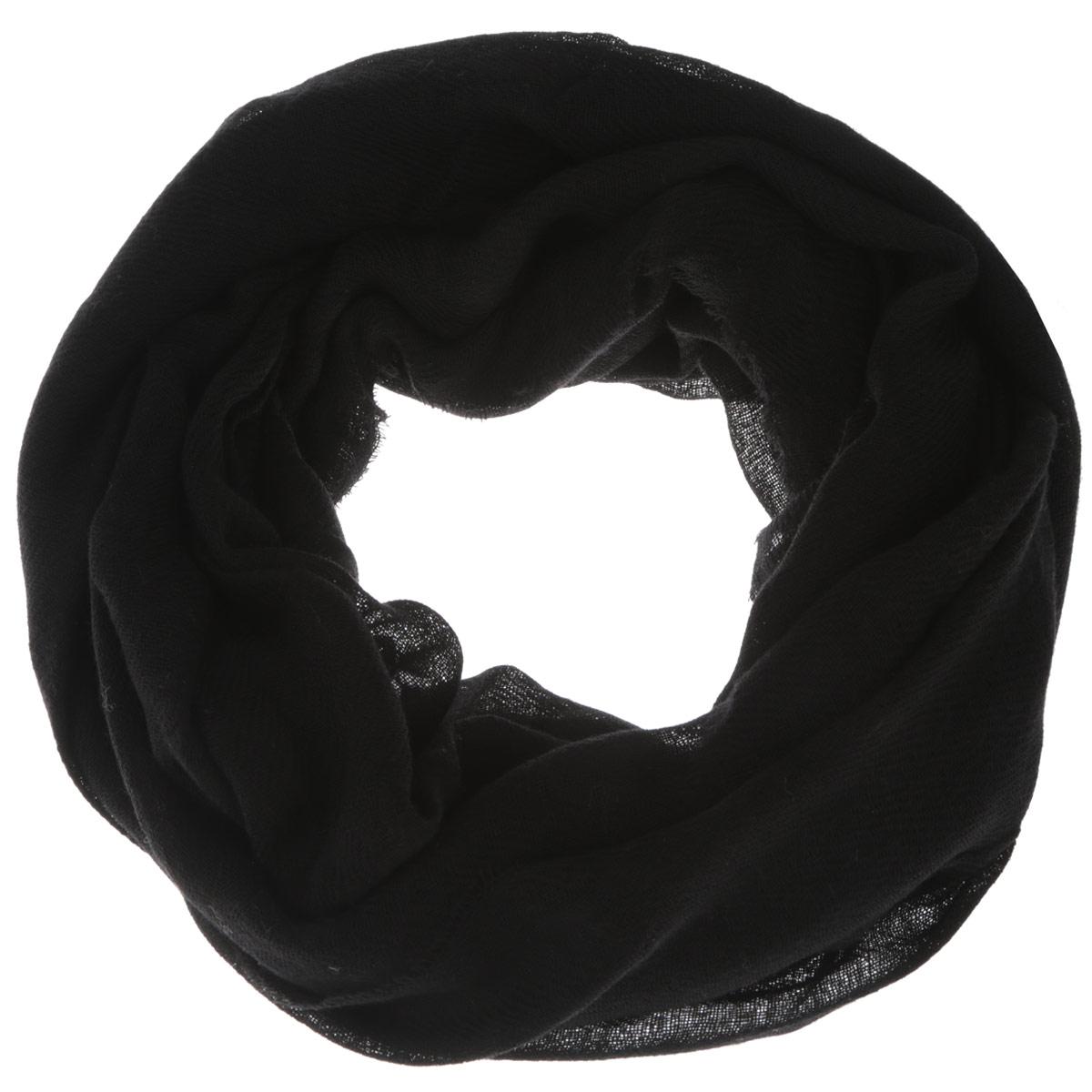 Шарф женский Calvin Klein Jeans, цвет: черный. K60K601491. Размер универсальныйK60K601491Женский шарф Calvin Klein согреет вас в холодное время года, а также станет изысканным аксессуаром, который призван подчеркнуть ваш стиль и индивидуальность. Оригинальный шарф выполнен из 100% шерсти, оформлен принтом в виде названия бренда и украшен тонкой бахромой по краям.Такой шарф станет превосходным дополнением к любому наряду и защитит вас от ветра и холода.
