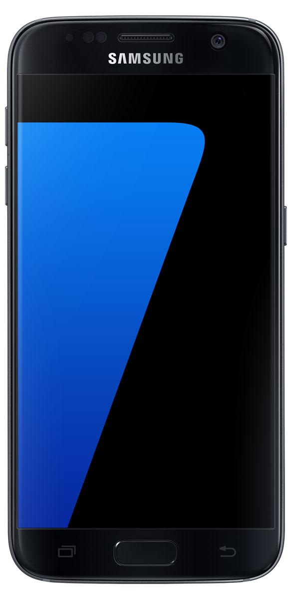 Samsung SM-G930F Galaxy S7 (32GB), BlackSM-G930FZKUSERSamsung Galaxy S7 - это уже не просто телефон + КПК, это настоящий чудо-проводник в мире современных цифровых технологий, который умещается у вас в кармане. Данная модель - незаменимый помощник буквально на каждый день: начиная от банальных выходов в интернет и навигации, и заканчивая функциями персонального тренера и даже медицинского консультанта!Samsung Galaxy S7 с экраном 5,1 дюйма Quad HD Super AMOLED обладает защищенным 3D-стеклом Corning Gorilla Glass 4, создающим эффект погружения в контент, стильным дизайном и прочной конструкцией с эргономичными изгибами для удобного захвата. Новая функция Always-On Display (Всегда активный экран) предоставляет пользователям уникальную возможность упрощенного, бесконтактного использования устройства в любой ситуации. Теперь можно проверить время и календарь, не прикасаясь к экрану.Наряду с изысканным дизайном, Galaxy S7 имеет повышенную функциональность благодаря защите от пыли и воды по стандарту IP68, при чем без каких-либо дополнительных заглушек или приспособлений.Смартфон Samsung Galaxy S7 оснащен камерой, которая позволяет делать снимки практически в полной темноте. Благодаря технологии двойного пикселя (Dual pixel), более яркой цветопередаче, широкой диафрагме объектива (F1.7) и увеличенному размеру пикселей, камера имеет точную и быструю автофокусировку даже в условиях низкой освещенности. Новый режим съемки Motion Panorama («Панорама движения») оживляет традиционные панорамные фотографии, полностью погружая пользователя в происходящее на экране. Стоит отметить, что в отличие от своих предшественников у смартфона Galaxy S7 камера практически не выступает.Команда разработчиков Samsung произвела заметные усовершенствования программного и аппаратного обеспечения Galaxy S7 для улучшения игрового интерфейса. Мощный 8-ядерный процессор и емкий аккумулятор гарантируют более продолжительное время автономной работы, а внутренняя система охлаждения предохраняет устройства