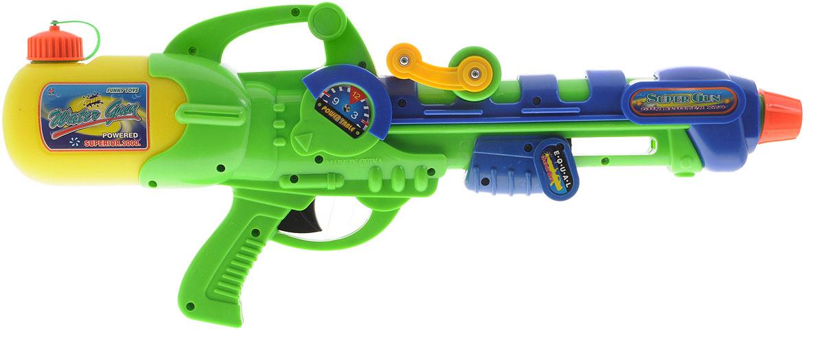 Bebelot Водный бластер Захват цвет синий зеленый игрушка для активного отдыха bebelot захват beb1106 045