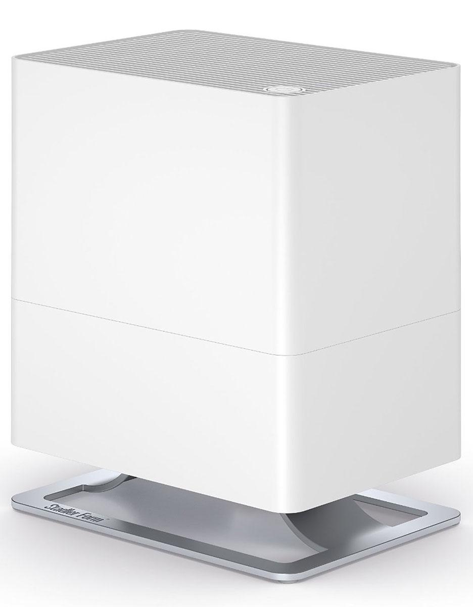 Stadler Form Oskar Little, White увлажнитель воздуха080232200560Увлажнитель воздуха Stadler Form Oskar Little очень бережлив, но при этом силен. У него два уровня мощности, и он специализируется на небольших комнатах до 30 м2 . Его эко-фильтр сделан из текстильных и растительных волокон, что является еще одним признаком его экономной натуры. Благодаря приглушаемой подсветке, очень тихой работе и мягкому распределению аромамасел, за здоровый климат в спальне определенно будет отвечать Oskar little. Как и другие модели, он выключается автоматически при пустом баке, который очень легко снова наполнить.