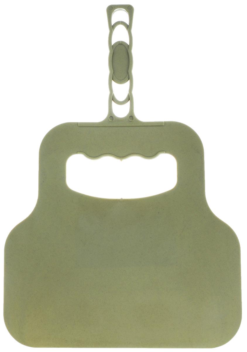 Веер для раздувания огня Boyscout, цвет: хаки, 20 х 21 см33240Веер Boyscout предназначен для раздувания огня во время приготовления блюд на открытом воздухе. Изделие выполнено из гибкого пластика.Размер рабочей части: 20 х 21 см.