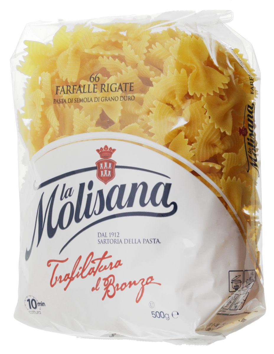 где купить La Molisana Farfalle бантики, 500 г по лучшей цене
